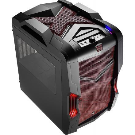 Aerocool Caja Pc Gaming Aerocool Strike-x Cube Usb3.0 Soporta Graficas 320mm Ventilador De 20cm Y 14cm - Imagen 1