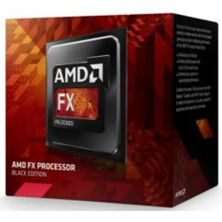 Cpu Amd Am3+ Fx-8350 8x4.2ghz/8mb Box - Imagen 1