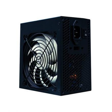 Ialogy Fuente Atx 500w 20/24 Vent 12x12 + Interr. 3 X Sata // 3 X Molex // Cable 50cm Iapowers500 - Imagen 1