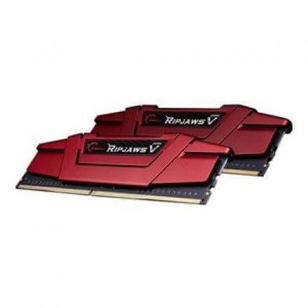 G.SKILL MEMORIA DDR4 16GB PC2400 RIPV KIT2 CL15 F4-2400C15D-16GVR - Imagen 1
