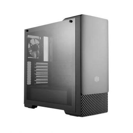 Coolermaster Caja Pc Atx Masterbox E500 Sin Odd Lateral Cristal Templado/frontal Deslizante Mcb-e500-kgnn-s00 - Imagen 1