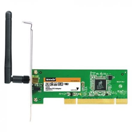 Tendatarjeta De Red Inalambrica Pci 150mbps 802.11b/g/n 1 Antena 2.2dbiw311p+ - Imagen 1