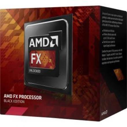 CPU AMD X6 FX-6350 AM3+  VISHERA 6-Core 3.9 GHz - Imagen 1