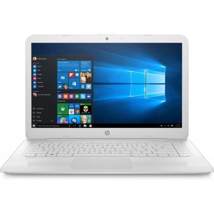 Portatil Hp Stream 14-ax003ns Intel N3060, 4gb, 32gb Emmc, 14\1, Hdmi Ws10 Blanco - Imagen 1