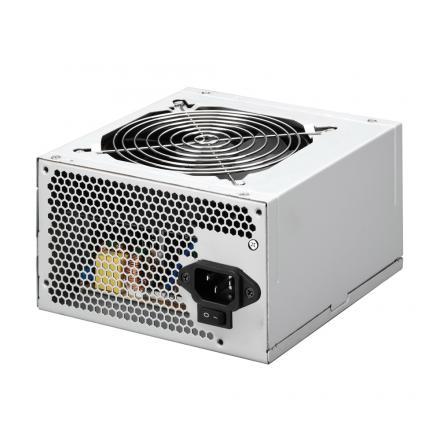 Fuente De Alimentacion Phoenix 500 Phfa500atx/lc+  Atx P4 Ready Ventilador 12cm Incluye Cable De Potencia - Imagen 1