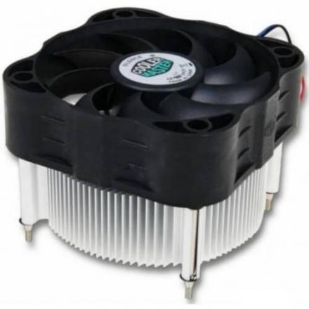 Coolermaster Ventilador Cpu 1366 Cobre 16 Db - Imagen 1