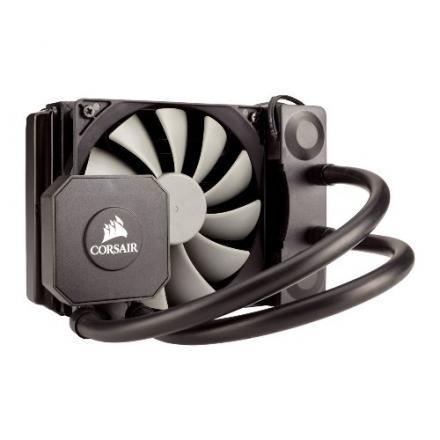 CORSAIR VENTILADOR CPU  H45  LIQUIDO,120mm CW-9060028-WW - Imagen 1