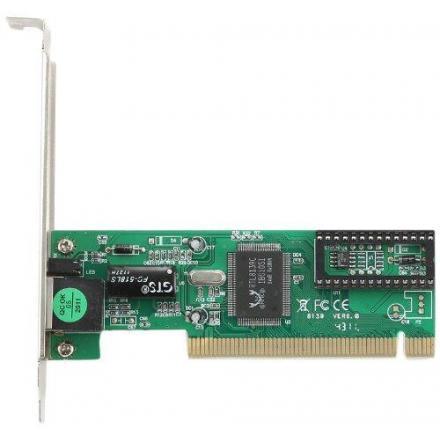 Gembird Tarjeta De Red 10/100mbps Pci Ethernet 100base-tx Nic-r1 - Imagen 1