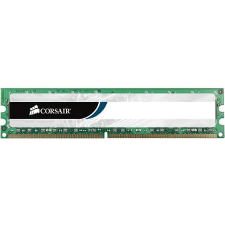 CORSAIR MEMORIA DDR3 8GB PC3-12800 1600MHZ VALUE CL11 1.5V CMV8GX3M1A1600C11 - Imagen 1