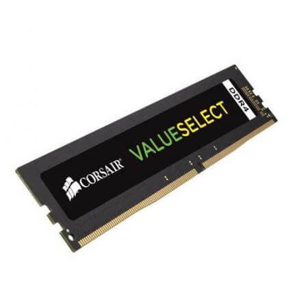 CORSAIR MEMORIA DDR4  8GB PC4-17000 2133MHZ VALUE CL15 1.2V CMV8GX4M1A2133C15 - Imagen 1