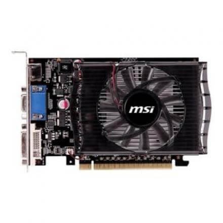 VGA MSI N730K-2GD3H/LP 2048MB,PCI-E,DVI,HDMI,DDR3,PAS. - Imagen 1