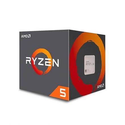 PROCESADOR AMD AM4 RYZEN 5 2400G 4X3.9GHZ/6MB BOX - Imagen 1