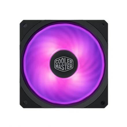 VENTILADOR 120X120 COOLER MASTER SF120R RGB - Imagen 1