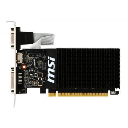TARJETA GRÁFICA MSI GT 710 2GB GDDR3 - Imagen 1