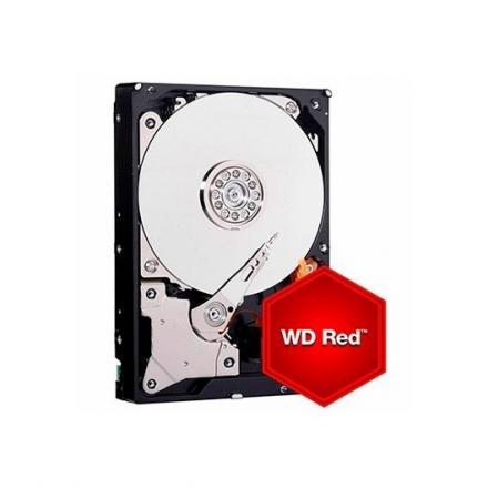 DISCO DURO 3.5  6TB SATA3 WD 64MB DESKTOP RED - Imagen 1