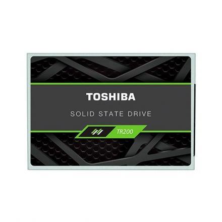 DISCO DURO 2.5  SSD 240GB SATA III TOSHIBA OCZ TR200 - Imagen 1