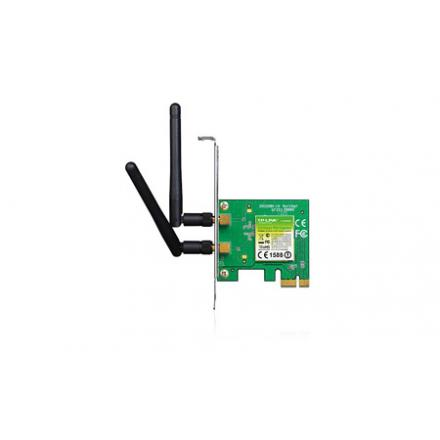 WIRELESS LAN MINI PCI-E TP-LINK N300 TL-WN881ND - Imagen 1
