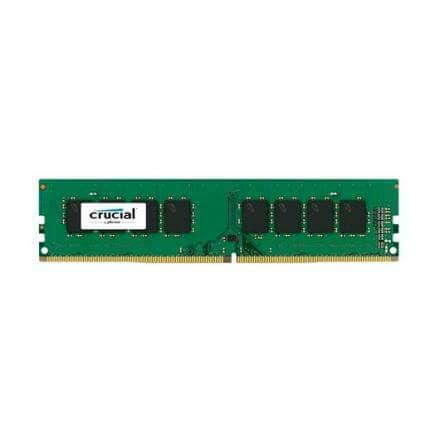 MODULO MEMORIA RAM DDR4 8GB PC2666 CRUCIAL CT8G4DFS8266 RET - Imagen 1