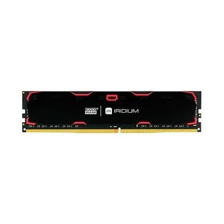 MODULO MEMORIA RAM DDR4 4GB PC2400 GOODRAM IRDM NEGRO - Imagen 1