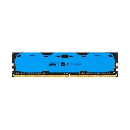 MODULO MEMORIA RAM DDR4 4GB PC2400 GOODRAM IRDM AZUL - Imagen 1