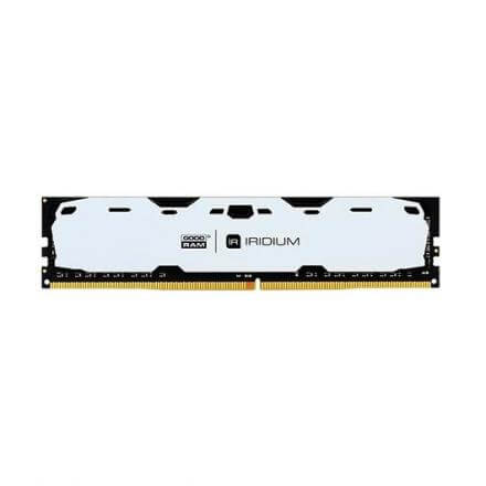 MODULO MEMORIA RAM DDR4 4GB PC2400 GOODRAM IRDM BLANCO - Imagen 1
