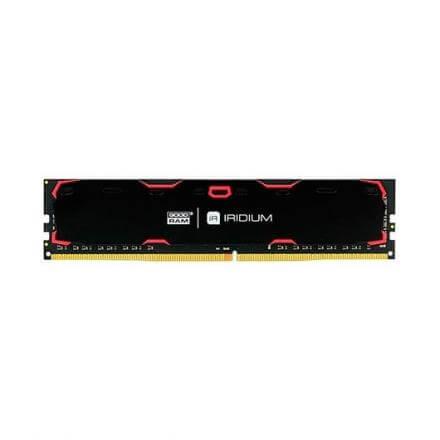 MODULO MEMORIA RAM DDR4 8GB PC2400 GOODRAM IRDM NEGRO - Imagen 1
