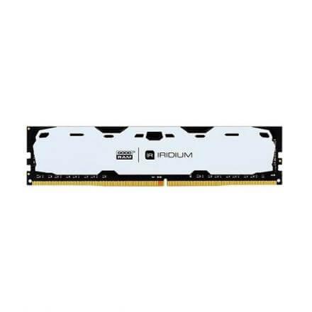 MODULO MEMORIA RAM DDR4 8GB PC2400 GOODRAM IRDM BLANCO - Imagen 1