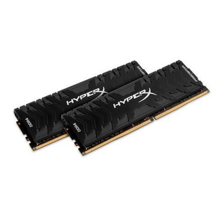 MODULO MEMORIA RAM DDR4 16GB (2x8GB) PC3333 KINGSTON HYPERX - Imagen 1
