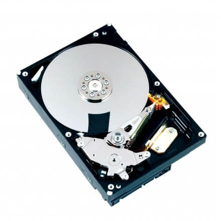 HD TOSHIBA 500 GB 3,5 SATA III 7200rpm 32MB (20) - Imagen 1