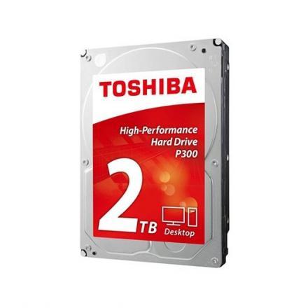 DISCO DURO 3.5  2TB  SATA 3 TOSHIBA 64MB P300 - Imagen 1