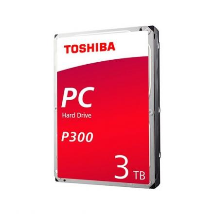 DISCO DURO 3.5  3TB  SATA 3 TOSHIBA 64MB P300 - Imagen 1