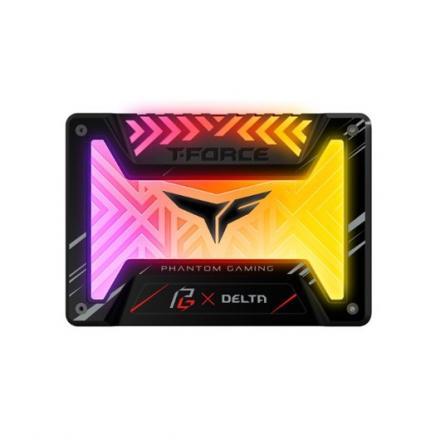DISCO DURO 2.5  SSD 250GB SATA3 ASROCK DELTA PHANTOM RGB - Imagen 1