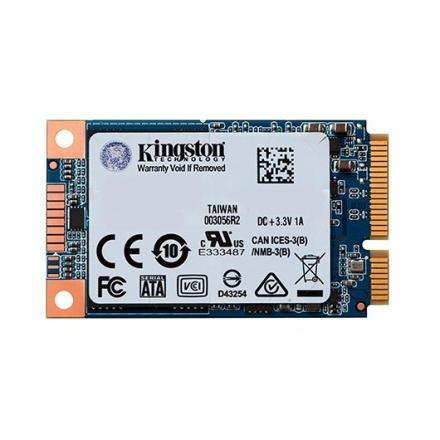 DISCO DURO MSATA SSD 240GB SATA3 KINGSTON UV500 - Imagen 1