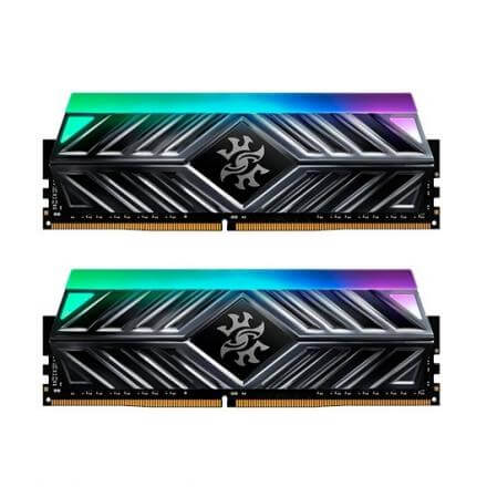 MODULO MEMORIA RAM DDR4 16GB (2X8GB) PC3000  ADATA XPG - Imagen 1