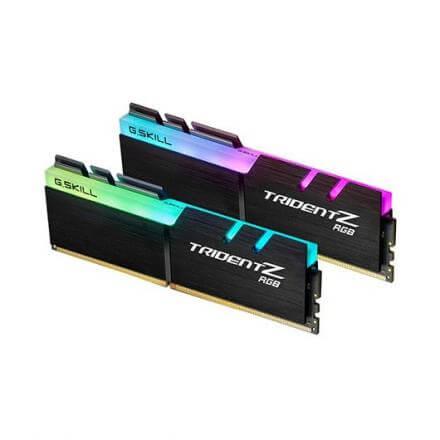 MODULO MEMORIA RAM DDR4 2x8GB PC3200 G.SKILL TRIDENT Z CL14 - Imagen 1