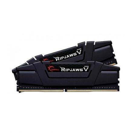 MODULO MEMORIA RAM DDR4 2x8GB PC3200 G.SKILL RIPJAWS V CL16 - Imagen 1