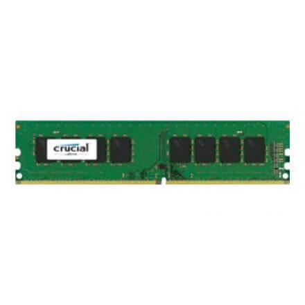 MEMORIA CRUCIAL DDR4 8GB PC 2400 MT/s CL17 - Imagen 1