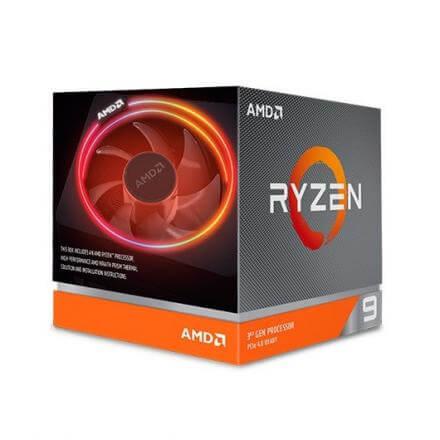 PROCESADOR AMD AM4 RYZEN 9 3900X 12X4.6GHZ/70MB BOX - Imagen 1
