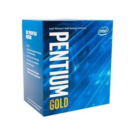 PROCESADOR INTEL 1151-8G PENTIUM GOLD G5500 2X3.8GHZ - Imagen 1