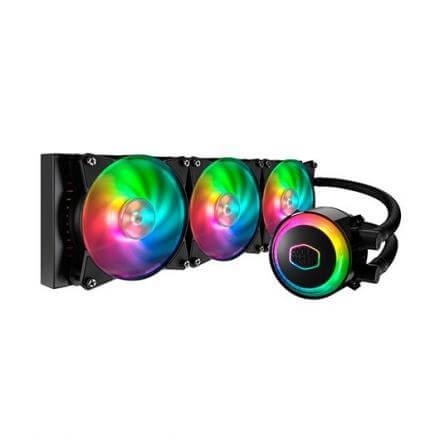 REFRIGERACION LIQUIDA COOLERMASTER ML360R RGB - Imagen 1