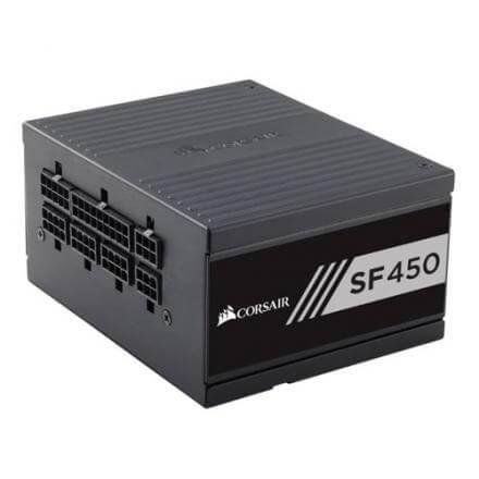 CORSAIR FUENTE ALIMENTACION  SFX 450W SF450M 80+ GOLD CP-9020104-EU - Imagen 1