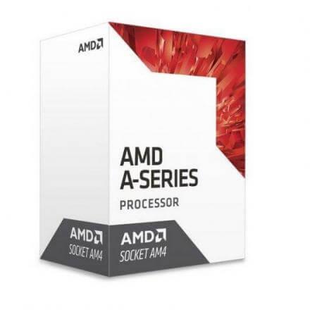 Cpu Amd Am4 A10 9700 4x3.8ghz/2mb Box - Imagen 1