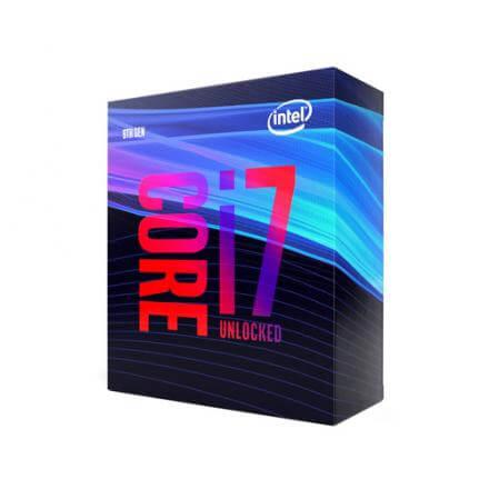 Cpu Intel Lga1151 I7 9700k 3.6ghz 12mb Sin Ventilador - Imagen 1