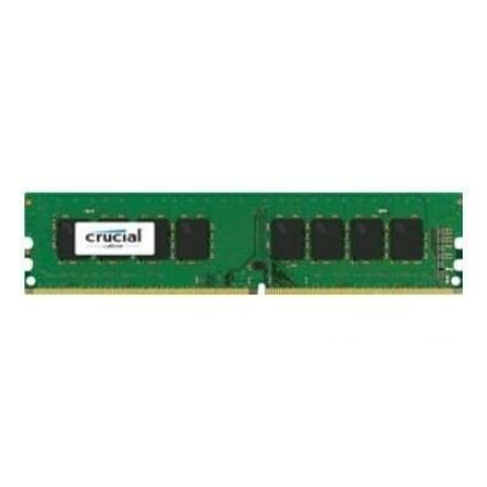 Memoria Crucial Ddr4 16gb Pc2400 Cl17 Ct16g4dfd824a - Imagen 1