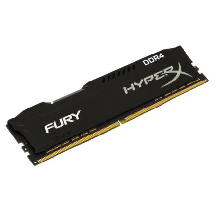 Memoria Kingston Ddr4 8gb Pc 2666 Hyperx Fury Hx426c16fb2/8 1x8gb - Imagen 1