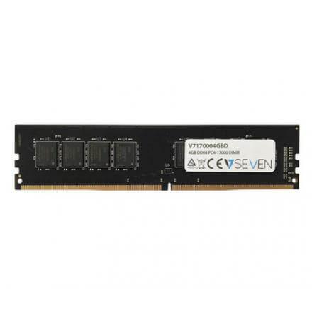V7 Memoria Ddr4 4gb Pc 2133mhz V7170004gbd  Pc4-17000  Cl15 288 Pin - Imagen 1