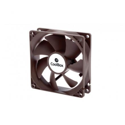 Coolbox Ventilador Auxiliar 8x8 3-pin 1600rpm - Imagen 1