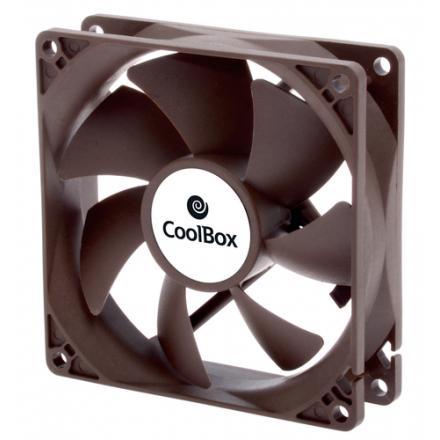 Coolbox Ventilador Auxiliar 9x9 3 Pins 1600rpm - Imagen 1