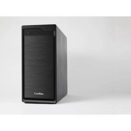Coolbox Caja Pc Atx F800 Usb3.0 Fuente 500w - Imagen 1