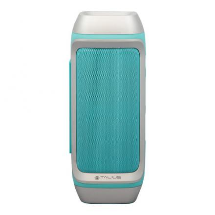 Talius Altavoz 28bt 10w Bluetooth, Radio Fm, Con Powerbank 4000 Mah Blue - Imagen 1